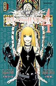 Death Note Edition simple Tome 4