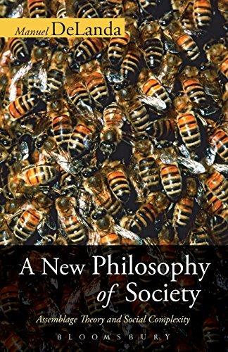 A New Philosophy of Society: Assemblage Theory and Social Complexity by DeLanda, Manuel (September 14, 2006) Paperback