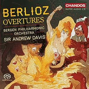 Berlioz: Overtures (Sir Andrew Davis, Bergen Philharmonic Orchestra) (Chandos: CHSA 5118)