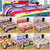 #7: Akshya Super Home Combo 7 Bedsheets With 14 Pillow Covers