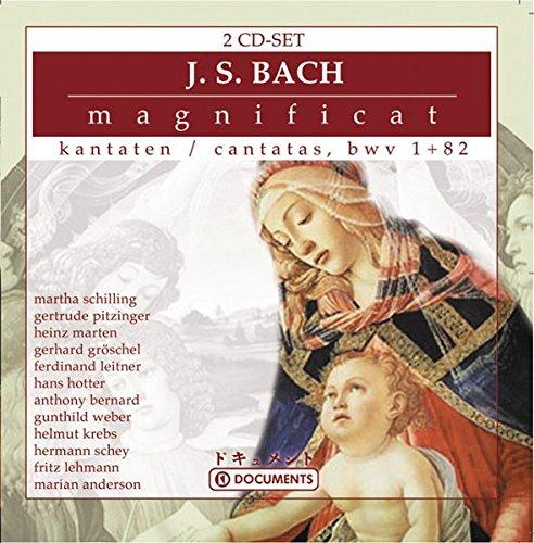 Magnificat D-Dur - Kantaten