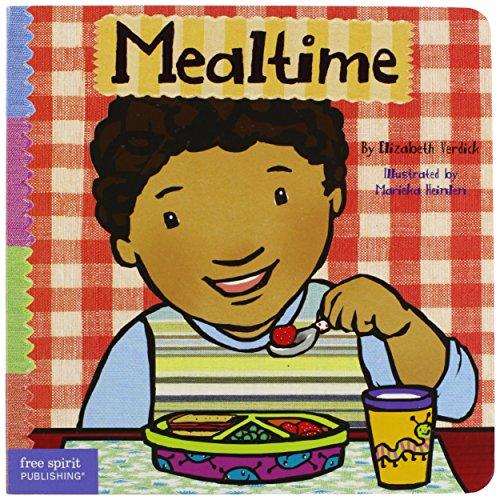 Mealtime (Toddler Tools) por Elizabeth Verdick