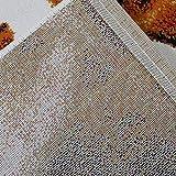 Bin Bin Polypropylen Jute Teppich, Decke Couchtisch Matte,0.8 * 1.5M