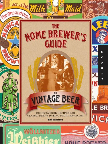 The Home Brewer's Guide to Vintage Beer (English Edition)
