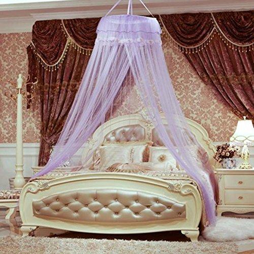 Bed canopies & drapes zanzariere a cupola per soffitto, porta singola, zanzariera rotonda, zanzariera singola e doppia. 100x200cm(39x79inch) d