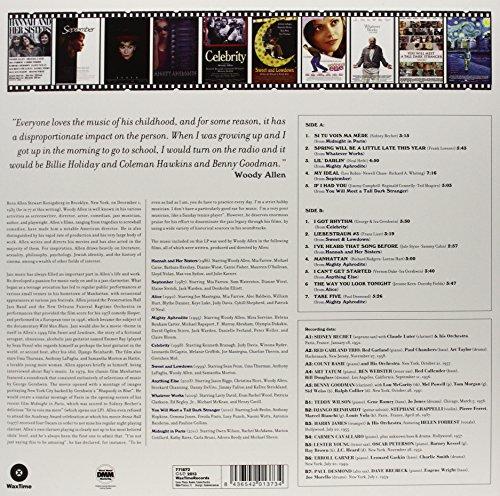 Swing In The Films Of Woody Allen [VINYL]