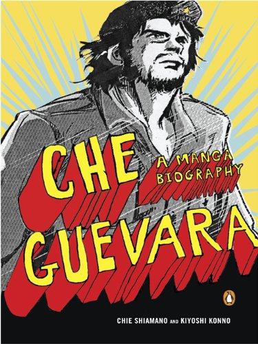 che-guevara-a-manga-biography