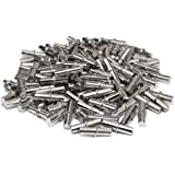 DELSEN 100 stuks 5x20mm metalen bodemdragers voor inlegplanken ondersteuning
