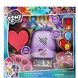 TownleyGirl Mio mini Pony Super divertente Nail Set con 6 smalti per unghie, asciugatrice, dito Soaker, tampone