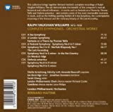 Vaughan Williams: The Complete Symphonies, The Lark Ascending, Tallis Fantasia, etc.