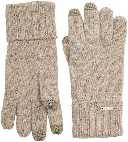 BOSS Casual Damen Handschuhe Gortica 10201901 01, Weiß (Open White 115), One Size