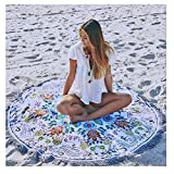NEW Gigantic Outdoor Beach Towel Beach Blanket- Perfect - Best Reviews Guide