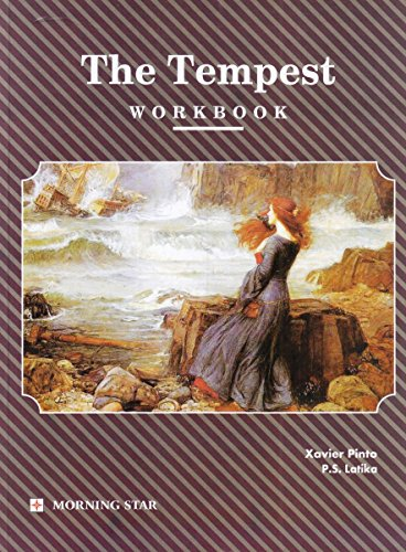 The Tempest Workbook (Examination 2019)