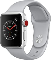 Apple Watch Series 3 OLED 28.7g Argento
