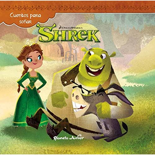 Cuentos para soñar. Shrek: Cuento (Dreamworks. Shrek) 2