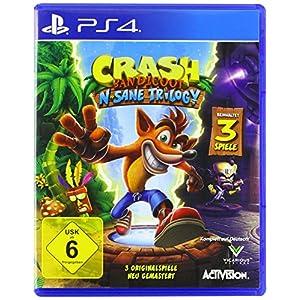 Crash Bandicoot N.Sane Trilogy – [PlayStation 4]