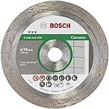 Bosch 2 608 615 020 Corte del disco 1pieza(s) accesorio para amoladora angular - accesorios para amoladoras angulares (Corte del disco, Azulejo de cerámica, Bosch, - GWS 10.8-76 V-EC Professional, Plata)