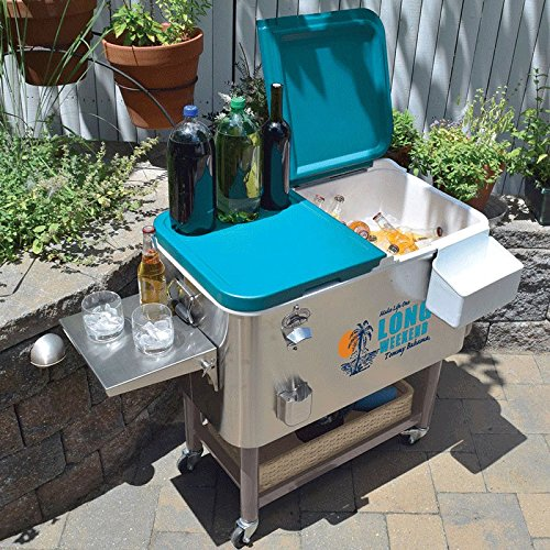 tommy-bahama-946-litres-stainless-steel-rolling-cool-box-party-cooler