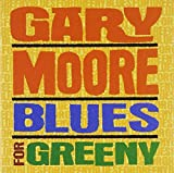 Songtexte von Gary Moore - Blues for Greeny