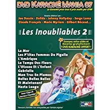 """DVD Karaoké Mania Vol.07 """"Les Inoubliables 2"""""""