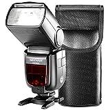 Neewer GN60 HSS TTL Blitz Blitzgeräte für Sony Kamera A77