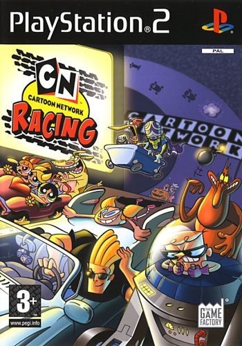 Cartoon Network Racing [Importación francesa]