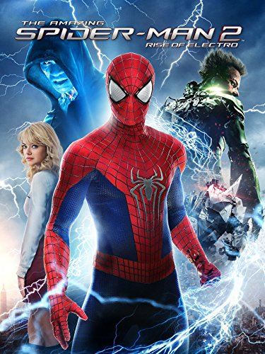 Superheld Spiderman (The Amazing Spider-Man 2: Rise of Electro)