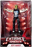 Wrestling WWE Mattel Elite Entrance Greats Collection Series Jeff Hardy & Entrance Music Display Stand Action Figure