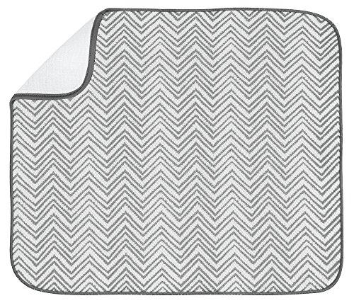 interdesign-40570eu-idry-chevron-kuchenmatte-gross-46-x-41-cm-grau-weiss