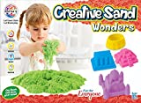 #6: Ratna's CREATIVE SAND SMOOTH AND NON STICKY FOR KIDS. (WONDERS)