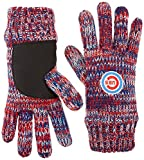 MLB Chicago Cubs Peak Glove, Blue - Best Reviews Guide