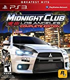 Cheapest Midnight Club  Los Angeles Complete Edition (Essentials) on PlayStation 3