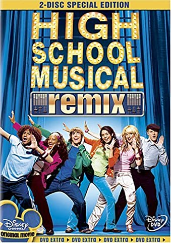 High School Musical (Two-Disc Remix Edition) by Zac