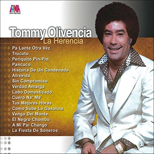 Pa' Lante Otra Vez - Tommy Olivencia