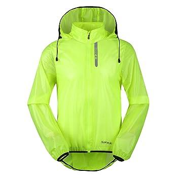 Santic Mens Waterproof Jacket Cycling Mountain Bike Clothing ...