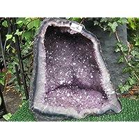 Natural Mente - Amethyst, 32,2kg,42 x 38cm Geode,Mineral,Kristall,Heilstein,Amethystdruse,Nr.3319 preisvergleich bei billige-tabletten.eu