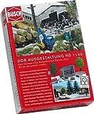 Busch 1146 - Schöner unsere Städte, DDR-Ausgestaltungs-Set
