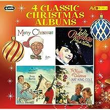 Four Classic Christmas Albums (Merry Christmas / A Jolly Christmas / A Winter Romance / The Magic Of Christmas)