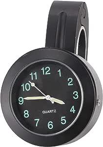 Ballshop 7 8 Motorraduhr Uhr Uhren Clock Für Motorrad Fahrrad Lenkeruhr Wasserdicht Ohne Batterie Auto