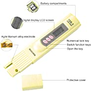 Luzon Dzire TDS3 Pocket Digital TDS Meter with Carry Case and Temperature Display