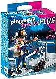 PLAYMOBIL 4795Feuerwehrmann mit Hydrant von Playmobil