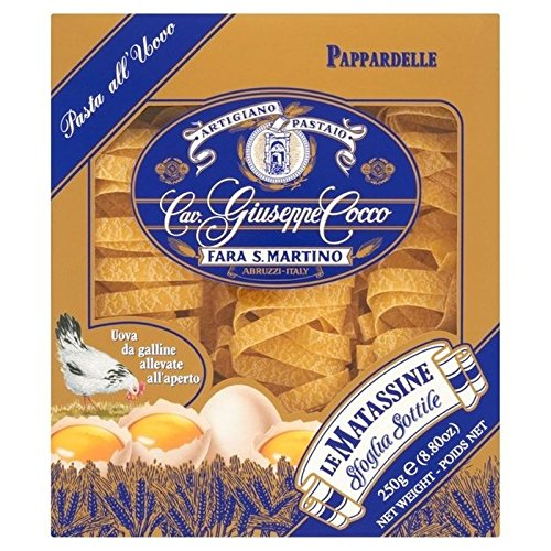 Giuseppe Uovo Pappardelle 250g