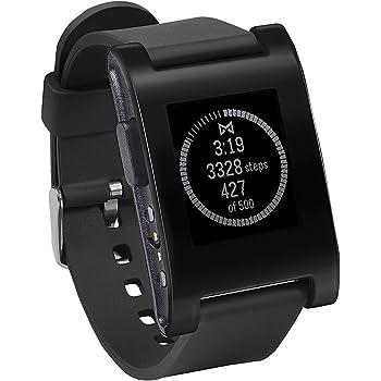 Pebble Technology Corp Classic 301BL Smartwatch (Black)