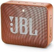 JBL Go 2 Portable Bluetooth Speaker, Coral Orange, K951534