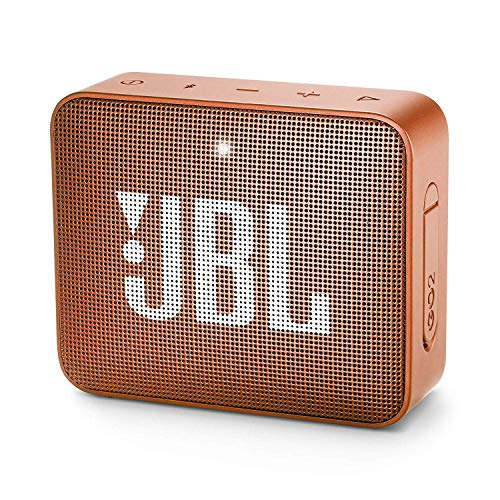 JBL Go 2 - Altavoz inalámbrico con Bluetooth, Color Naranja