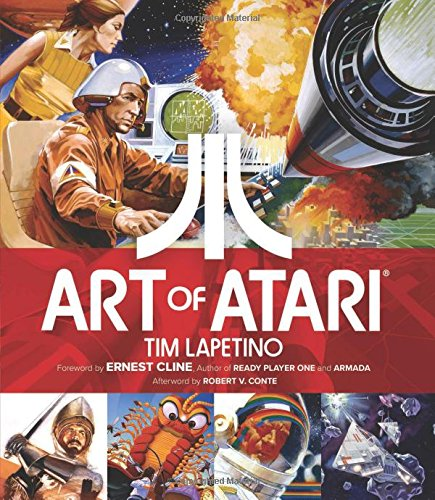 Art of Atari - 352 pages