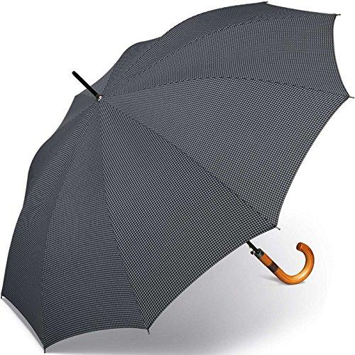 Happy Rain Gents Long AC Stockschirm 92 cm