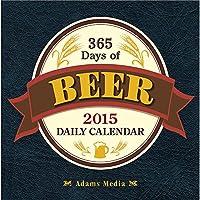 F+W Media 2015 365 Days Of Beer Desk Calendar F&W Media