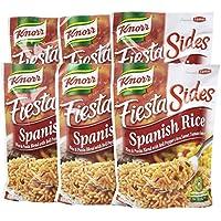 Knorr - Lados de arroz - español - 5.6 oz - 6 pk