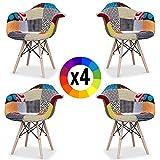 La sedia DAW è uno dei modelli di design più popolari e all'avanguardia dell'ultimo secolo, un vero è proprio sempreverde dell'arredamento. Stile, eleganza e comodità si uniscono in una creazione unica per dareun tocco distintivo a qualsiasi ...